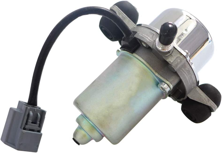 Auxiliary Electric Vacuum Pump Assembly for 2001-2016 Cadillac CTS Chevrolet CAMARO CAPRICE HHR SOLSTICE Saturn Volvo C30 C70 S40 V40 V50, Power Brake Booster 20804130 31317530 009428081 30793053