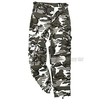 852c475455fcf4 Mil-Tec BDU Ranger Combat Trousers Urban size S at Amazon Men's ...