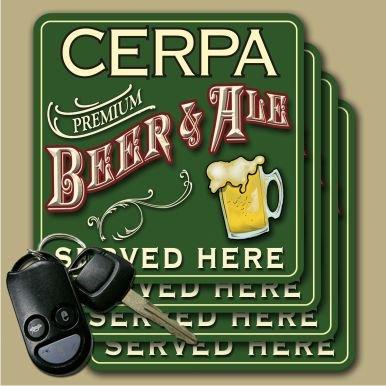 cerpa-premium-beer-ale-coasters-set-of-4