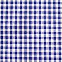 ギンガムチェック 生地 チェック 生地 ブロード 生地 (色 青 ブルー) (チェックの大きさ:小・約3mm角) (50cmから注文可) (価格は10cmの価格)の商品画像