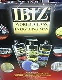 IBIZ World Class Everything Wax KIT (Super Value) Includes: Car Wash, Car Wax, Waterless Wash &Wax, Metal Polish and...
