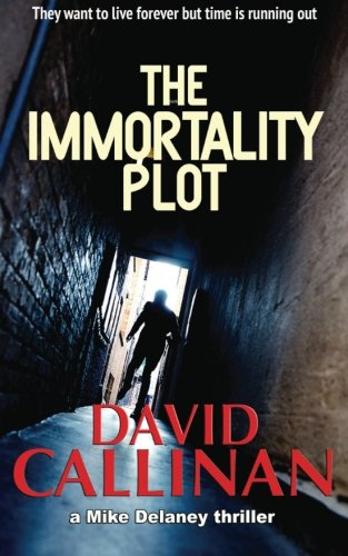 book cover of The Immortality Plot