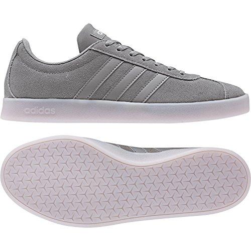 Gris Adidas W Fitness Court gritre 0 Noir purhie De 2 Femme gritre Chaussures Vl 000 ZxHSZa