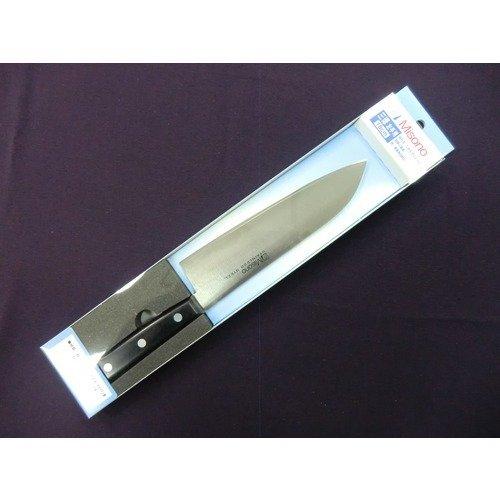 deal misono santoku knife 18cm left handed. Black Bedroom Furniture Sets. Home Design Ideas