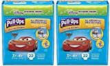 Health & Personal Care : Pull-Ups Learning Designs Potty Training Pants for Boys, 3T-4T (32-40 lb.), 22 Count with Bonus Magnetic Diaper Size and Weight Chart (Pack of 2)