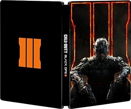 Call Of Duty: Black Ops III With Steelbook (Amazon Exclusive) [Importación Inglesa]: Amazon.es: Electrónica