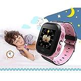 Idomeo Children Boys and Girls Base Station Positioning Wrist GM8 Smart Watch Gif Smart Watches