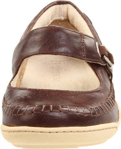 Timberland Barestep, Damen Halbschuhe, Braun (Dark Brown