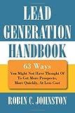 Lead Generation Handbook, Robin Johnston, 0595387233