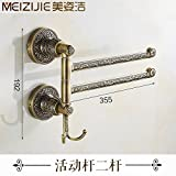 FACAIG Parliament carved vintage towel holder barsathroom set with accessories related BUSINESS UNDER 2,