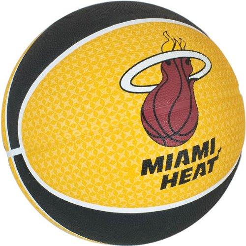Spalding Miami Heat, Size 7 - Spalding Heat Miami