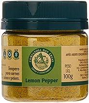 Lemon & PePPer Companhia Das Ervas Pote Pet