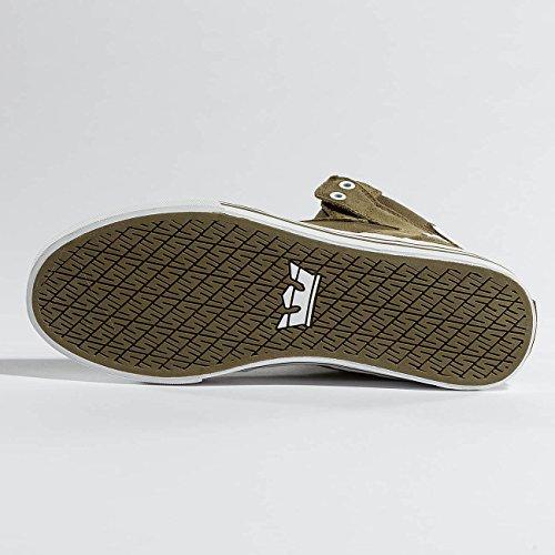 Nuevos estilos Supra Vaider Lc Zapatilla De Deporte De Oliva-blanco Footaction Venta en línea El más nuevo Clearance Browse Ofertas de precios baratos rkKTA5Vef