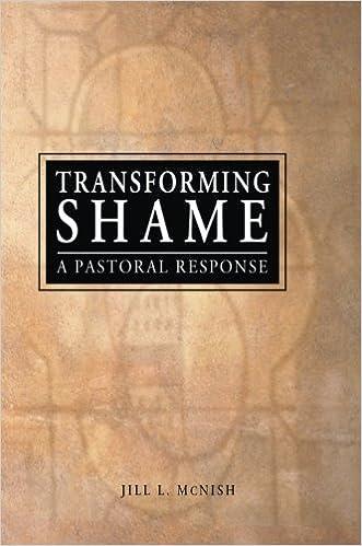 Book Transforming Shame: A Pastoral Response