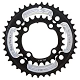 WickWerks 40/26t 120/80 BCD Mountain Chainrings for Sram 2x10