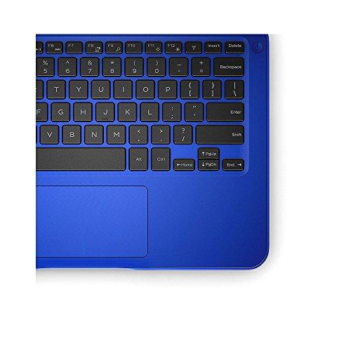 "2017 Newest High Performance Dell Inspiron 11.6"" Laptop PC with 1-Year Office Intel Celeron N3060 Dual-Core Processor 4GB RAM 32G eMMC Hard Drive Wifi USB 3.0 HDMI Bluetooth Windows 10-Blue"