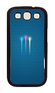 Samsung S3 Case,VUTTOO Cover With Photo: Start Me For Samsung Galaxy S3 I9300 - PC Black Hard Case