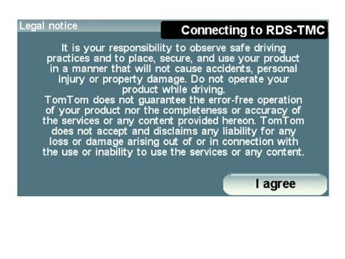 TomTom RDS-TMC Live Traffic Receiver 4V00.083 Cord for Go 510,520,710,720,910,ONE 3rd Edition,ONE XL ()