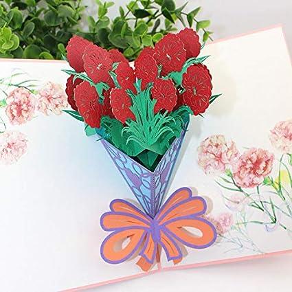 Astonishing Amazon Com Birthday Card Mom With Best Design Design 3D Handmade Funny Birthday Cards Online Alyptdamsfinfo