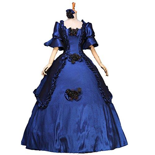XNAIHUAFEI Women's 18th Century Costumes Medium Size US (18th Century Clothing Costumes)