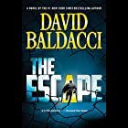 The Escape Audiobook by David Baldacci Narrated by Ron McLarty, Orlagh Cassidy