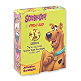 Scooby Doo Spot Bandages - First Aid Kid Supplies - 1200 Per Pack