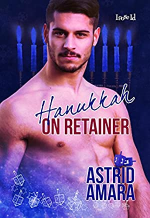 book cover of Hanukkah on Retainer