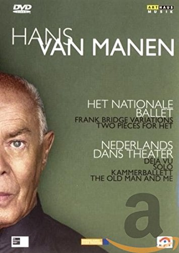 Hans van Manen: Nederlands Dans Theater, HET Nationale Ballet [DVD Video] by digim