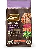 Merrick Grain Free Real Pork & Sweet Potato - 12 lbs