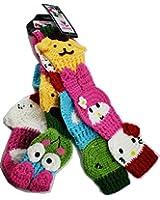 Yummy You Hello Kitty Knit Scarf