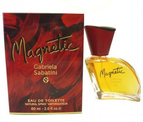 Magnetic by Gabriela Sabatini for Women. 2.0 Oz Eau for sale  Delivered anywhere in USA