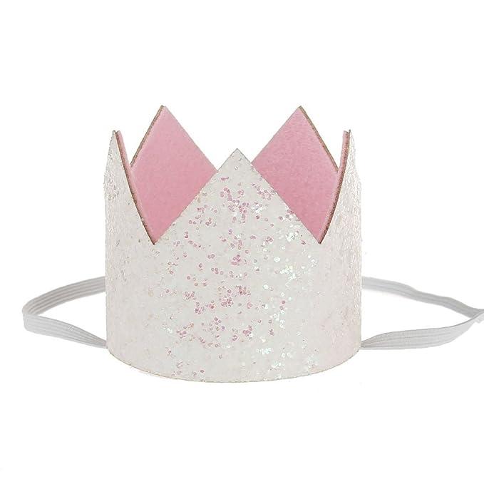 Tiara de princesa para bebé con corona para primer ...