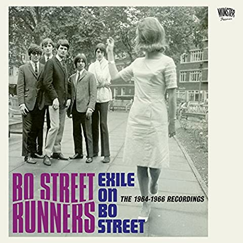 Exile on Bo Street (Bo Street Runners)