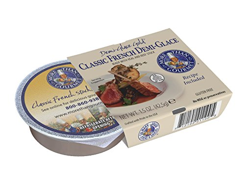 Veal Stew - More Than Gourmet Classic French Demi-Glace, 1.5 Ounce