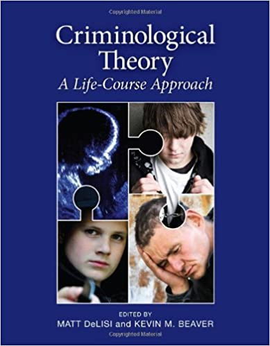 Book Criminological Theory: A Life-Cours by DeLisi (2010-04-26)