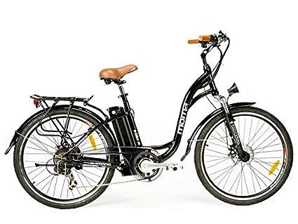 Moma Bicicleta El%C3%A9ctrica Aluminio Ion Litio