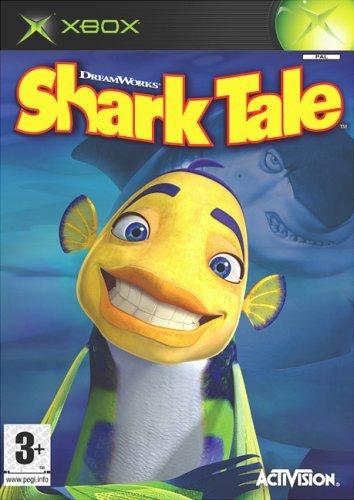 xbox shark tale - 2