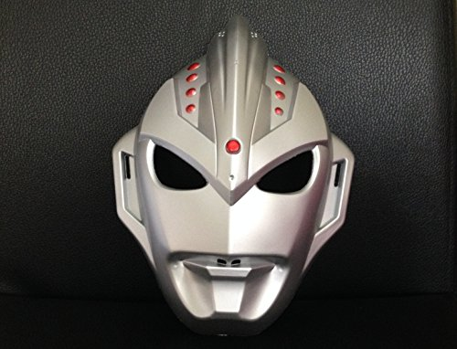Marvel Superhero Basic Mask :BM (Ultraman) (Captain America Costume And Prime)