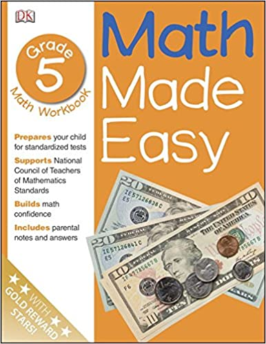 Math Made Easy: Fifth Grade Workbook: DK Publishing, John Kennedy ...