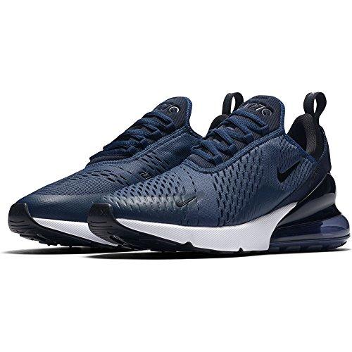 Nike Men's Air Max 270 Shoes (11, Navy/Black) (Nike Air Max For Men Size 11)