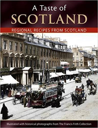 A Taste of Scotland: Regional Recipes from Scotland by Julia Skinner (2011-08-01)
