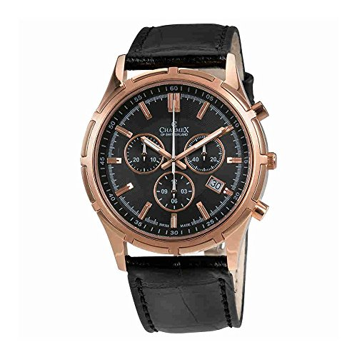 Charmex of Switzerland Hockenheim Chronograph Mens Watch 2836