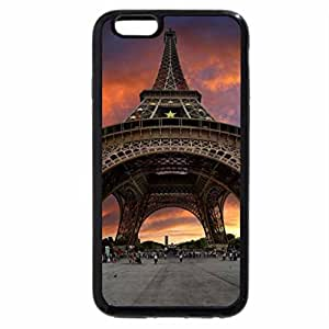 iPhone 6S / iPhone 6 Case (Black) From Paris,with love
