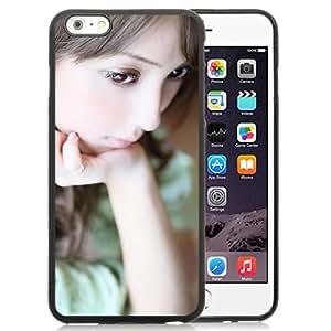 Unique Designed Cover Case For iPhone 6 Plus 5.5 Inch With Nozomi Sasaki Girl Mobile Wallpaper(11) Phone Case