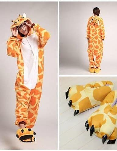 Chausson Animaux : Girafe l Kigurumi Boutique