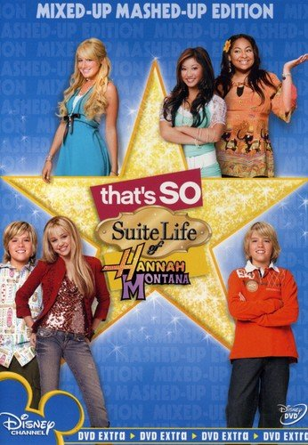 That's So Suite Life of Hannah Montana (Mixed-Up Mashed-Up Edition)