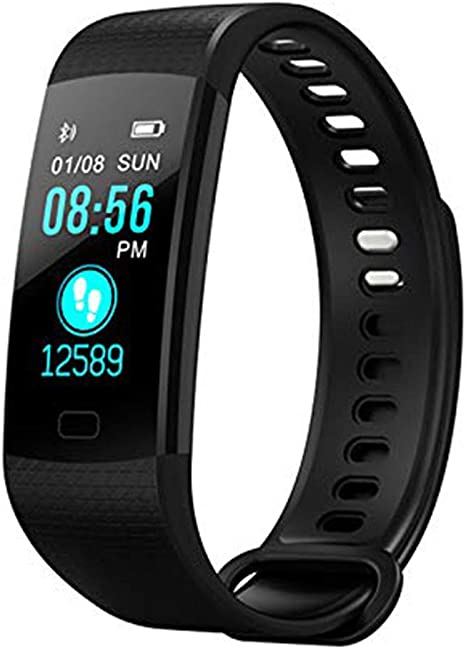 Amazon.com: Morenitor Y5 Smart Bracelet, Heart Rate Monitor ...