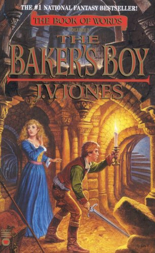 book cover of The Baker\'s Boy