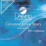 Greatest Love Story [Accompaniment/Performance Track]
