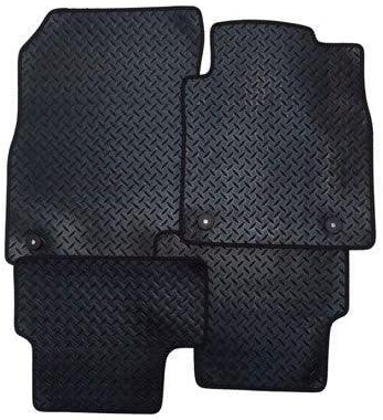 RHINO AUTO RENAULT CAPTUR 2013 Fully Tailored Heavy Duty Rubber Car Mats 3223